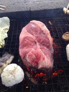 沖縄産黒毛和牛のランイチ 40日熟成
